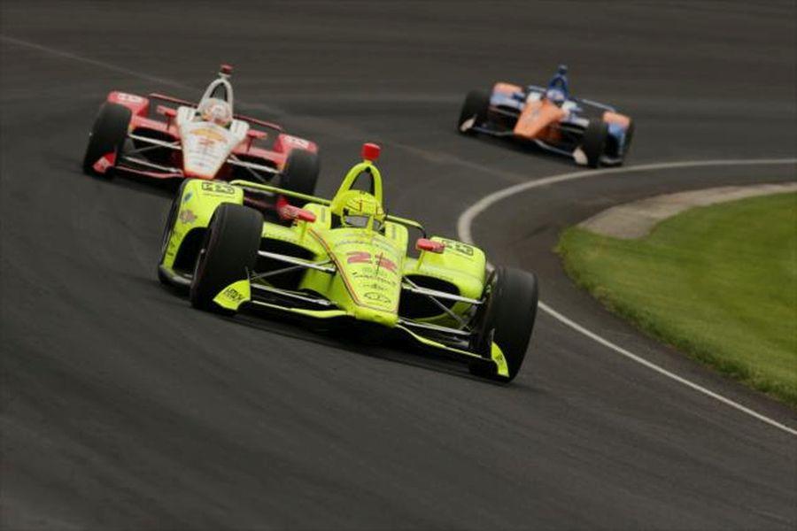 Simon Pagenaud Indy500