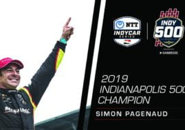 Simon Pagenaud Indy500 champ