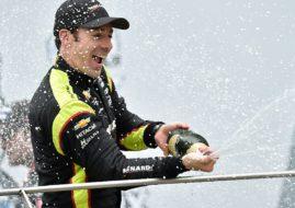 Simon Pagenaud IndyCar GP win
