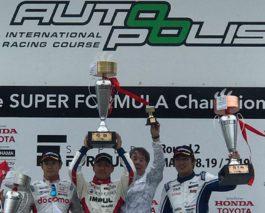 Super Formula: Sekiguchi wins at Autopolis, Yamamoto leads the championship