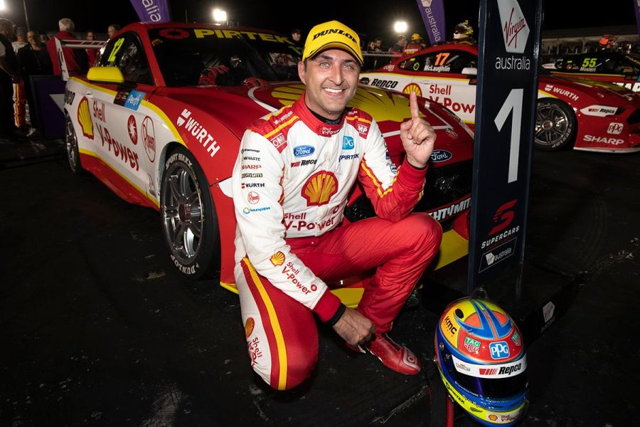 Supercars Perth SuperNight, Fabian Coulthard