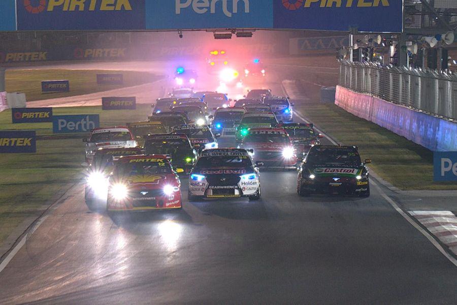 Supercars Perth SuperNight, Barbagallo Raceway