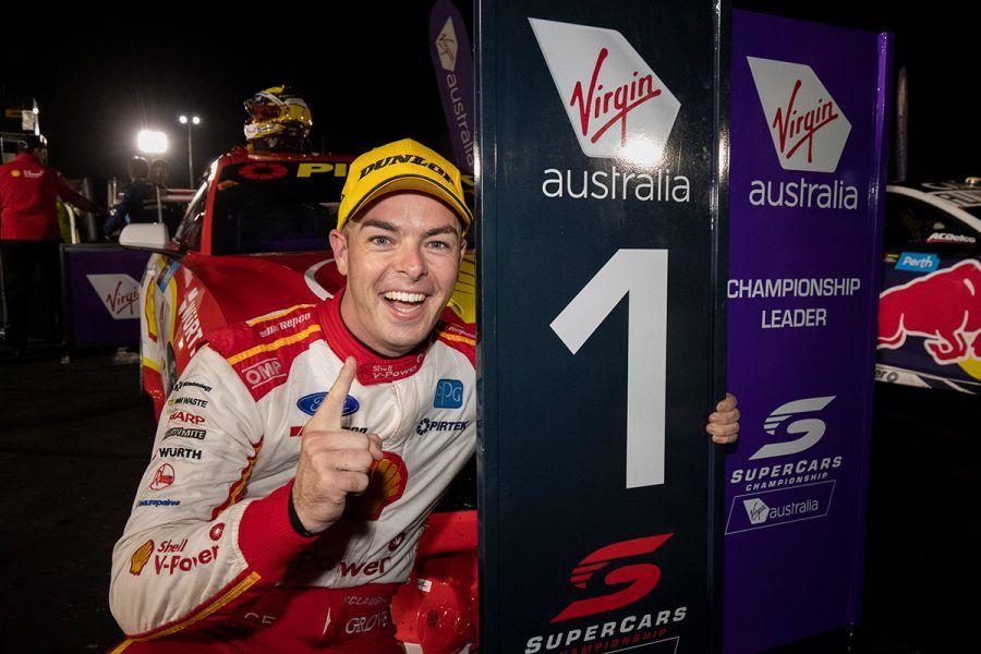 Supercars Perth SuperNight, Scott McLaughlin