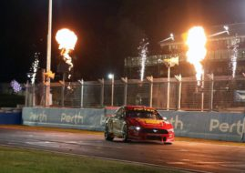 Supercars Championship, Perth SuperNight