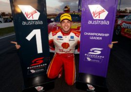 Supercars Winton Scott McL winner