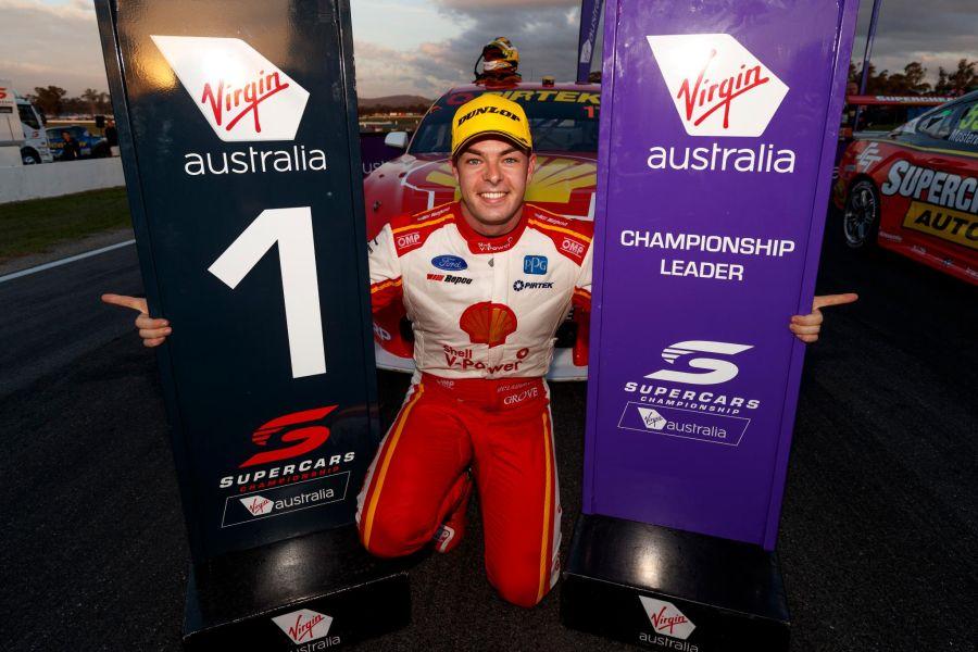 Supercars Winton Scott McL winner
