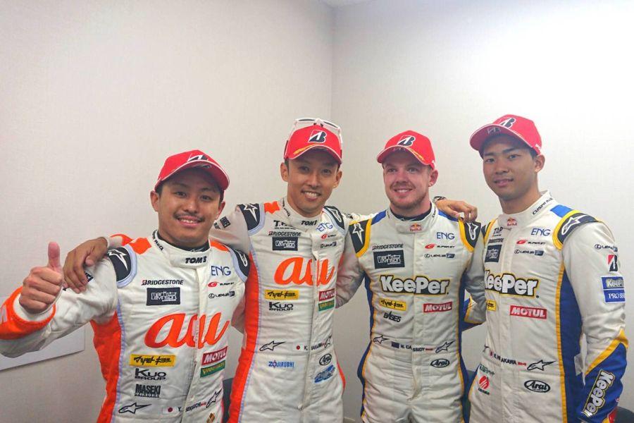 Team Tom's Suzuka Super GT