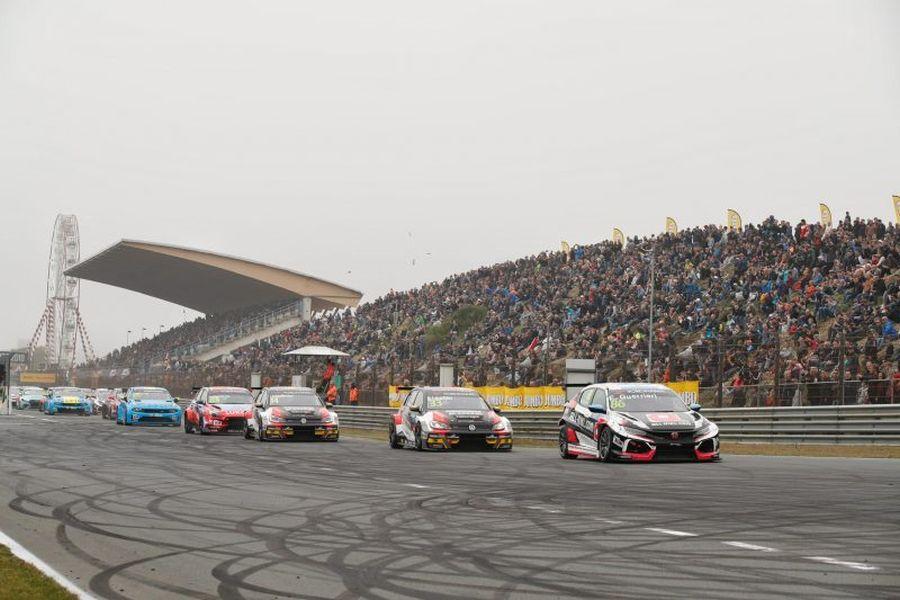 WTCR Zandvoort Race 2