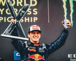 World RX: Victory at Silverstone and championship lead for Timmy Hansen