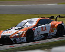 Japanese Super GT Series: Lexus takes victories in both classes