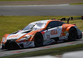 Super GT #36 au Tom's Lexus LC500