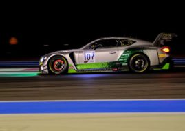 1000 km Circuit Paul Ricard, M-Sport Bentley