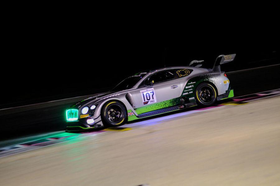 #107 Bentley Continental GT3