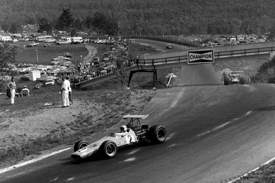 Canadian Grand Prix was held two times at Circuit Mont-Tremblant
