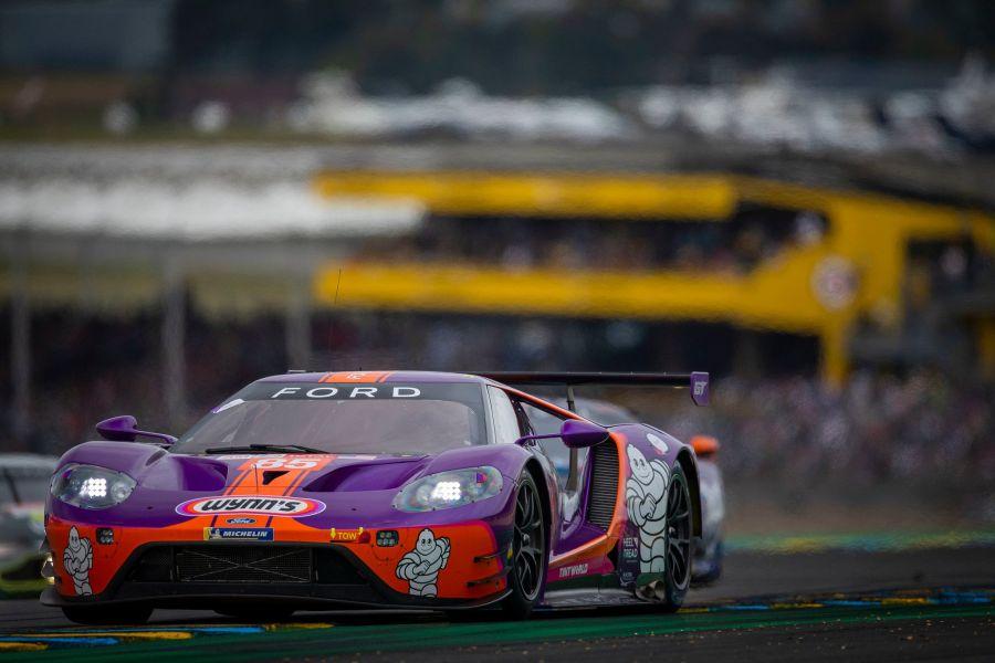 2019 Le Mans GTEam winner Keating Motorsports Ford GT