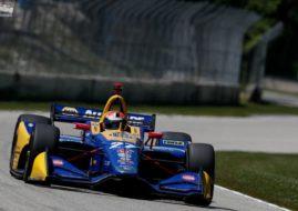 Alexander Rossi, IndyCar Series, Road America