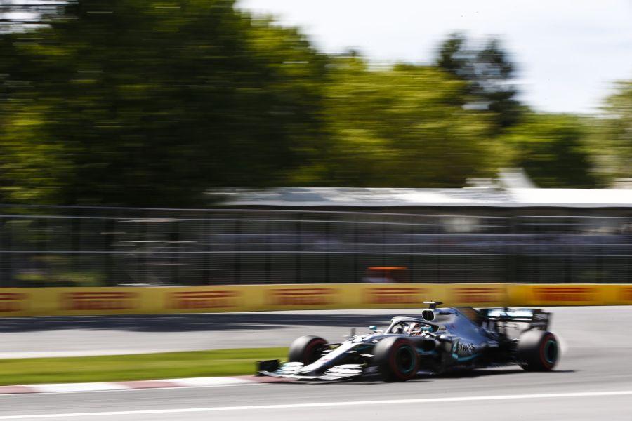Canadian Grand Prix Lewis