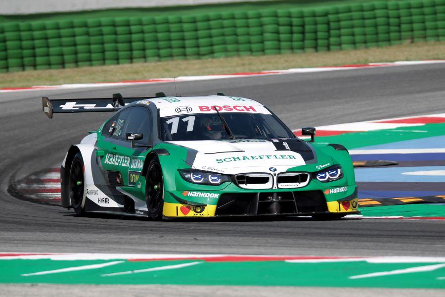 Marco Wittmann, DTM Misano 2019