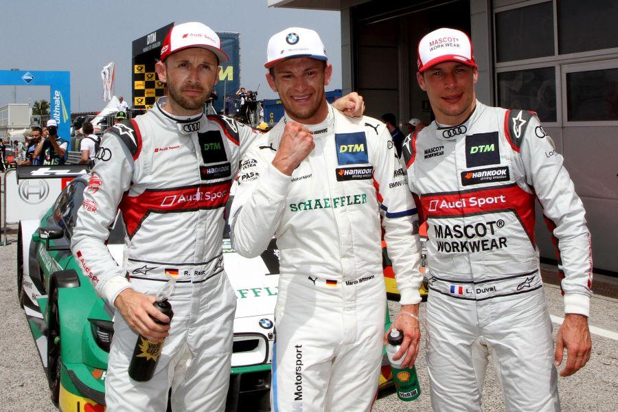 DTM Misano 2019, Race 1