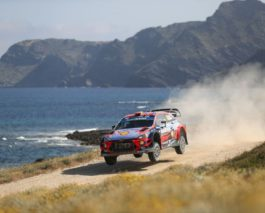 Rally Italia Sardegna: Shocking victory for Dani Sordo, his second in a career