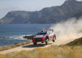 Dani Sordo, Rally Italia Sardegna