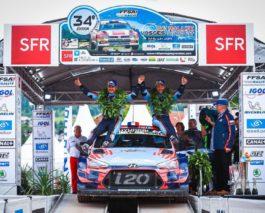 European rally weekend: Victories for Loeb, Kristoffersson, Huttunen
