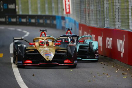 Formula E Swiss ePrix Vergne Evans