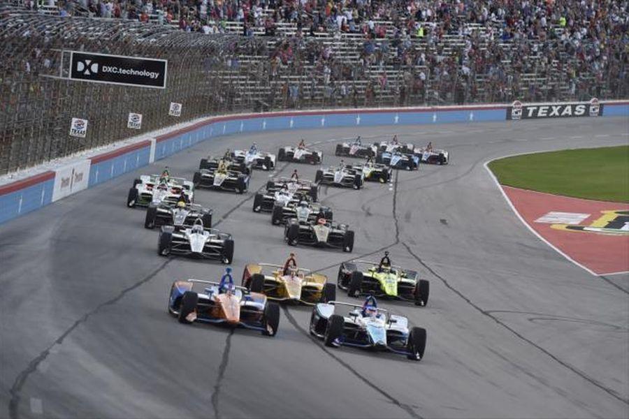 IndyCar Series DXC Technology 600 Texas