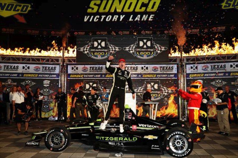 IndyCar Series, Texas Motor Speedway, Josef Newgarden