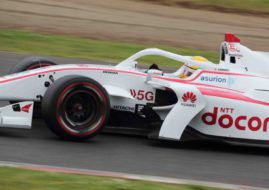 Naoki Yamamoto Super Formula Sugo