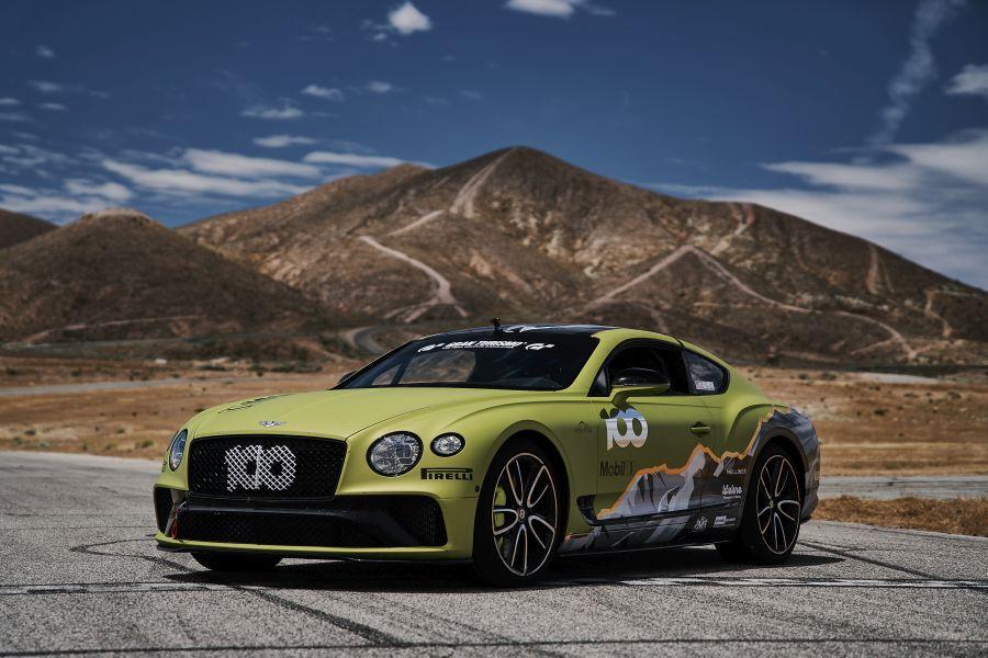 PPIHC Bentley Continental 1