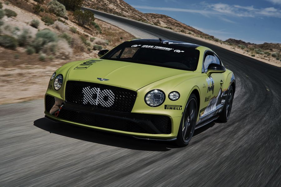PPIHC Bentley Continental