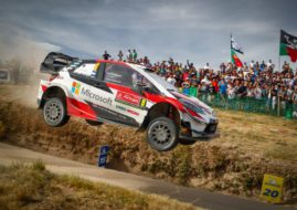 Rally Portugal Ott Tanak