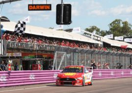 Supercars Darwin McLaughlin Ford