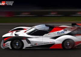 Toyota Gazoo Racing hybrid hypercar FIA WEC 2020/2021