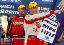 Supercars Ipswich SuperSprint Scott McLaughlin