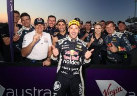 Supercars Ipswich Jamie Whincup