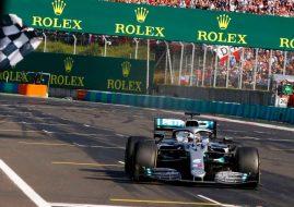 Lewis Hamilton 2019 Hungarian GP