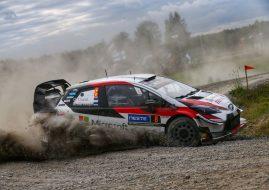 Rally Finland Ott Tanak Toyota 3