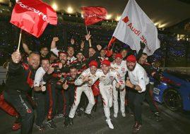 Suzuka 10 Hours Audi Sport Team WRT