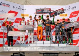 2019 Blancpain GT World Challenge Europe all champions