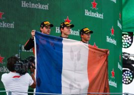 F2 Monza French flag