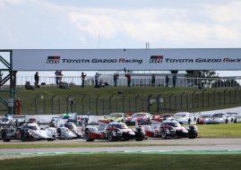 FIA WEC Silverstone Toyota 1
