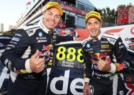 Supercars GoldCoast Race1 winners
