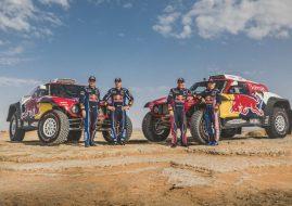 X-Raid Mini Dakar Team 2020