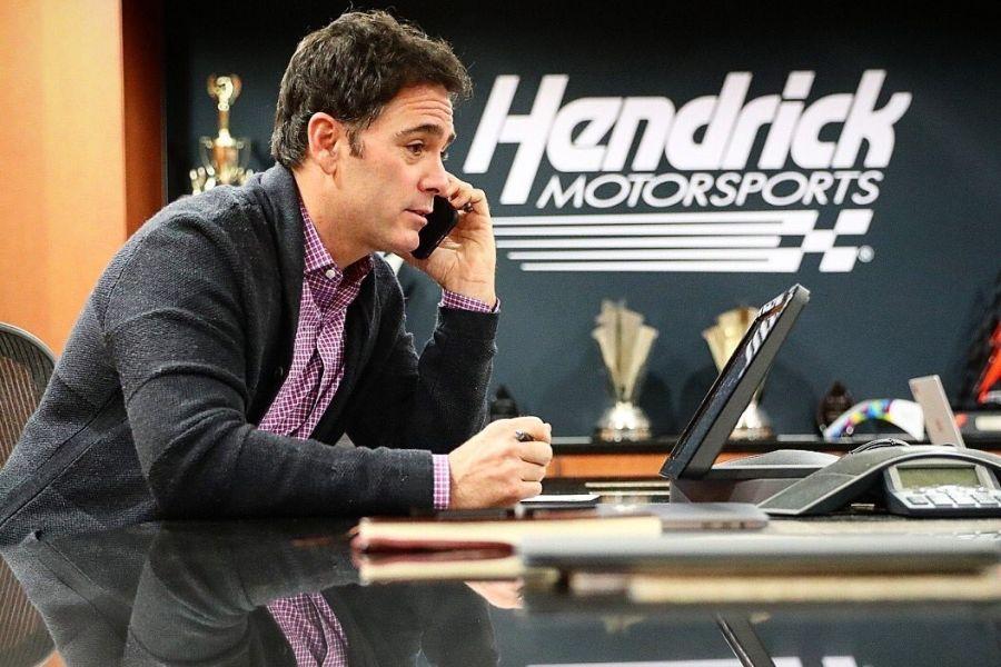 Jimmie Johnson Hendrick Motorsports