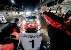 Kyalami 9 Hour Frikadelli Racing Porsche