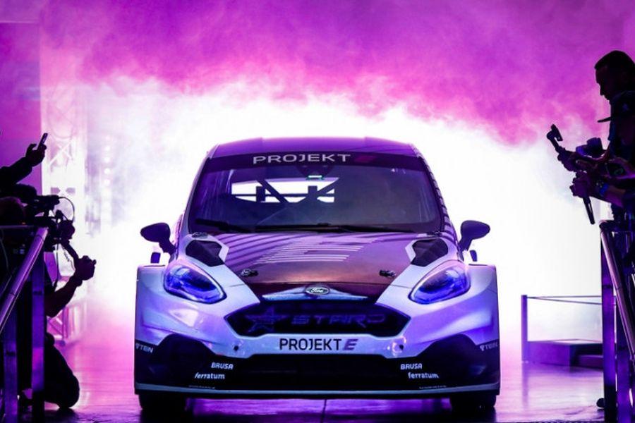 PROJEKT E RACE CAR