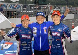 Super GT champions 2019