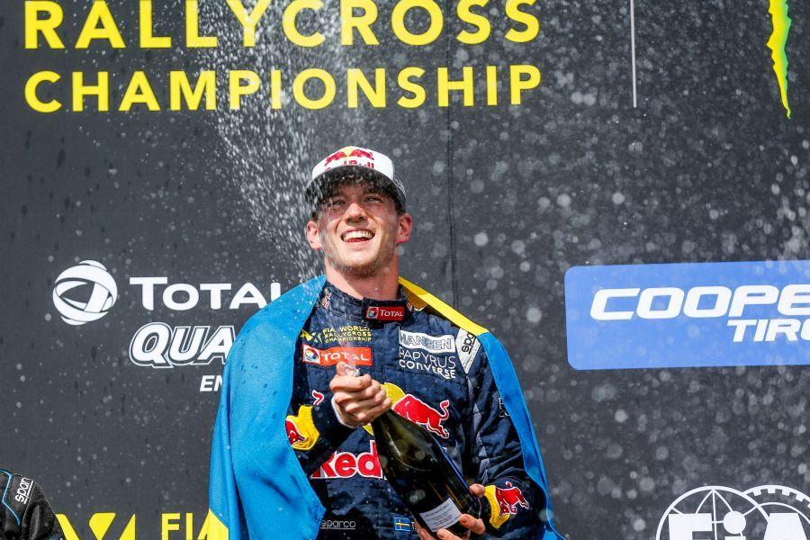 2019 World RX champion Timmy Hansen